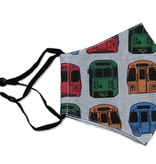 Sidetrack Sidetrack MBTA Boston Adult Mask