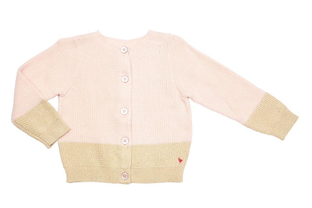 Pink Chicken Pink Chicken Maude Colorblock Sweater