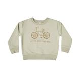 Rylee and Cru Rylee and Cru Bike Terry Sweatshirt