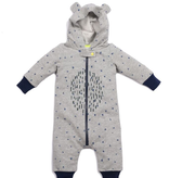 Egg Egg Oakley Hooded Onesie - BROO65224