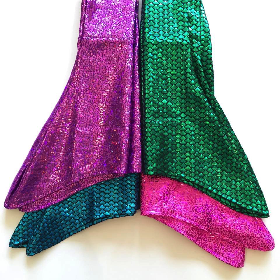 Hampton Mermaid Mermaid Tails *more colors*