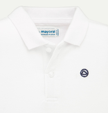 Mayoral Mayoral Basic Short Sleeve Polo - BROO87029