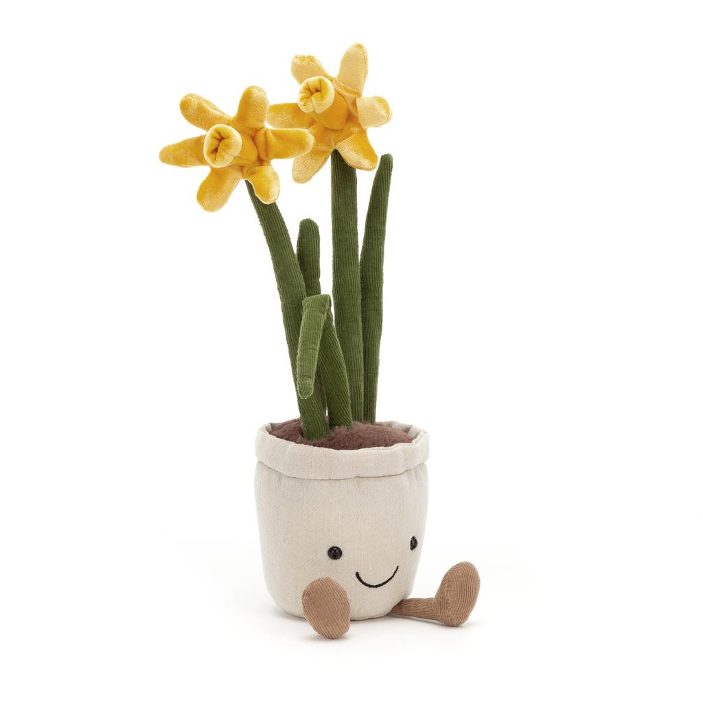 JellyCat Jelly Cat Amuseables Daffodil