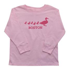 Sidetrack Sidetrack Long Sleeve Boston Duckling T-Shirt - BROO57005