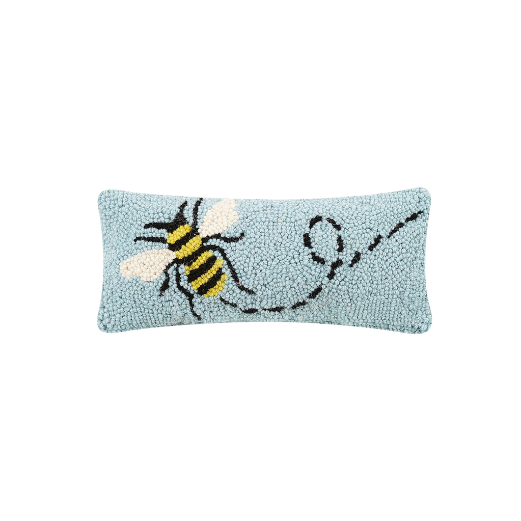 Bee Hook Pillow