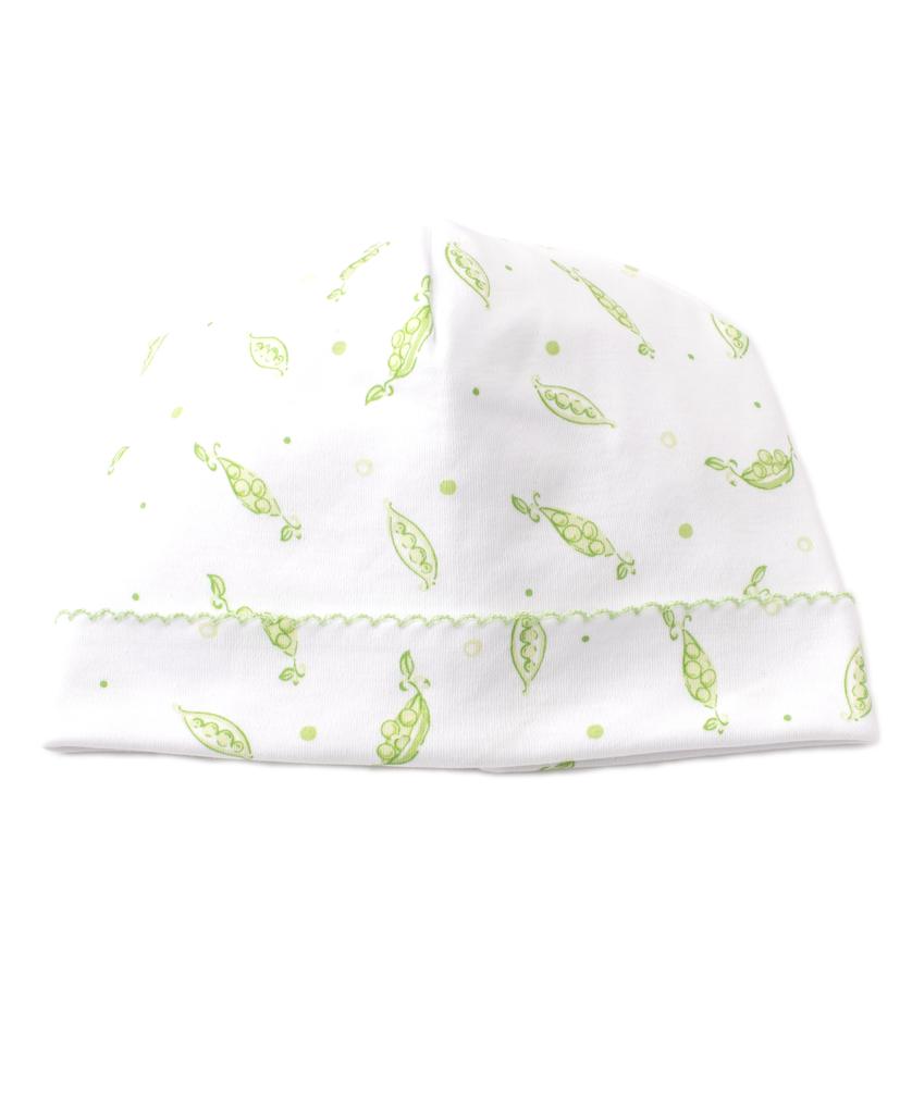 kissy kissy Kissy Kissy Green Peas Hat