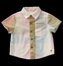 Pink Chicken Pink Chicken Baby Jack Shirt