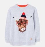 Joules Joules Zany Intarsia Sweater