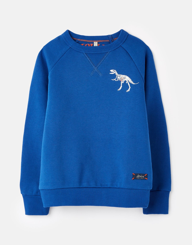 Joules Joules Clayton Dino Crewneck Sweatshirt