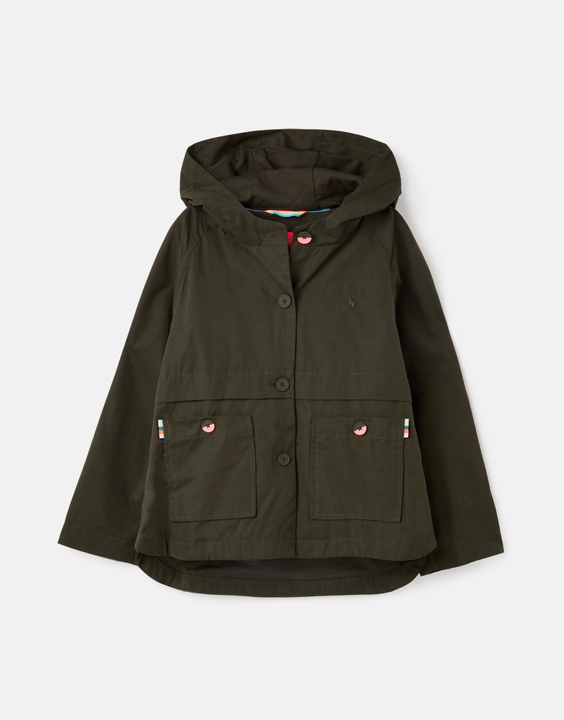 Joules Joules Cicely Showerproof Utility Jacket
