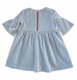 Thimble Thimble Velvet Party Dress