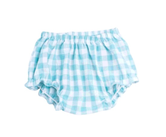 Thimble Thimble Gingham Flutter Bloomer