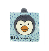 JellyCat Jelly Cat if I were a Penguin