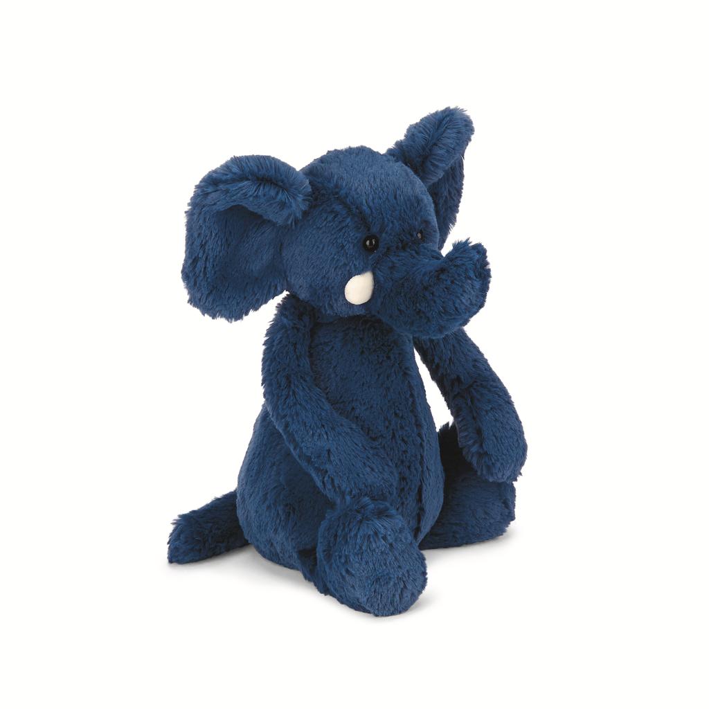 JellyCat Jelly Cat Bashful Blue Elephant