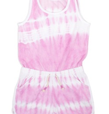Shade Critters Shade Critters Tie Dye Terry Romper