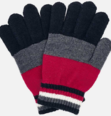 Mayoral Mayoral Color Block Basic Gloves