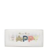 Meri Meri Meri Meri Happy Glitter Hair Clip