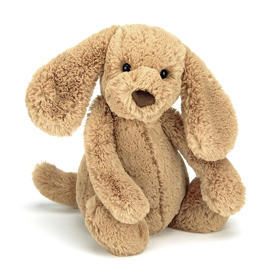 JellyCat Jelly Cat Bashful Toffee Puppy Small