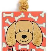 JellyCat Jellycat If I were a Dog Book
