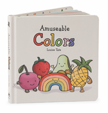 JellyCat Jelly Cat Amuseables Colors Book