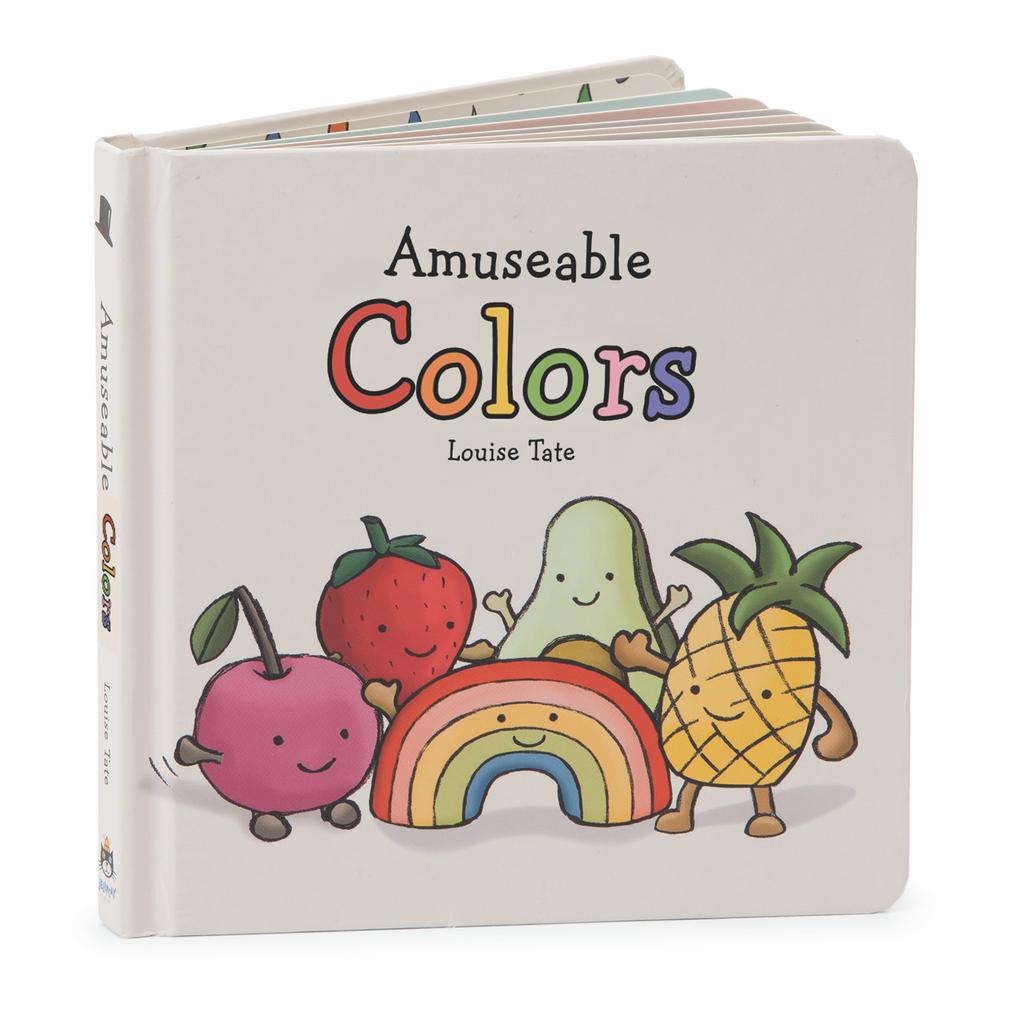 JellyCat JellyCat Amuseables Colors Book