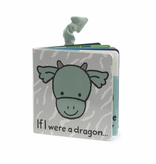 JellyCat Jelly Cat If I Were A Dragon Book