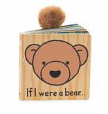 JellyCat Jelly Cat If I were a Bear Book