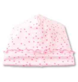 kissy kissy Kissy Kissy Heart Print Hat