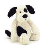 JellyCat JellyCat Bashful Black and Cream Large Puppy