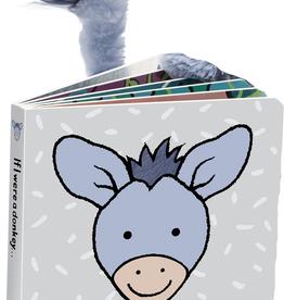 JellyCat JellyCat if I were a Donkey Book