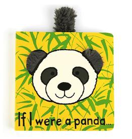 JellyCat JellyCat if I were a Panda Book
