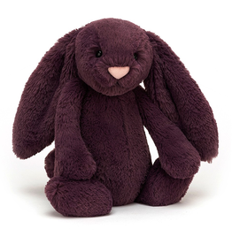 JellyCat Jelly Cat Bashful Plum Bunny Medium