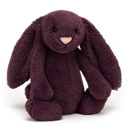 JellyCat JellyCat Bashful Plum Bunny Medium