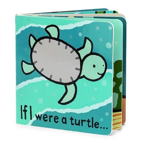 JellyCat JellyCat If I were a Turtle Black