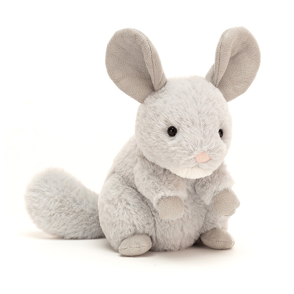 JellyCat Jelly Cat Cheeky Chinchilla Misty