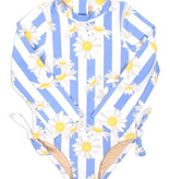 Shade Critters Shade Critters Longsleeve Daisy One Piece