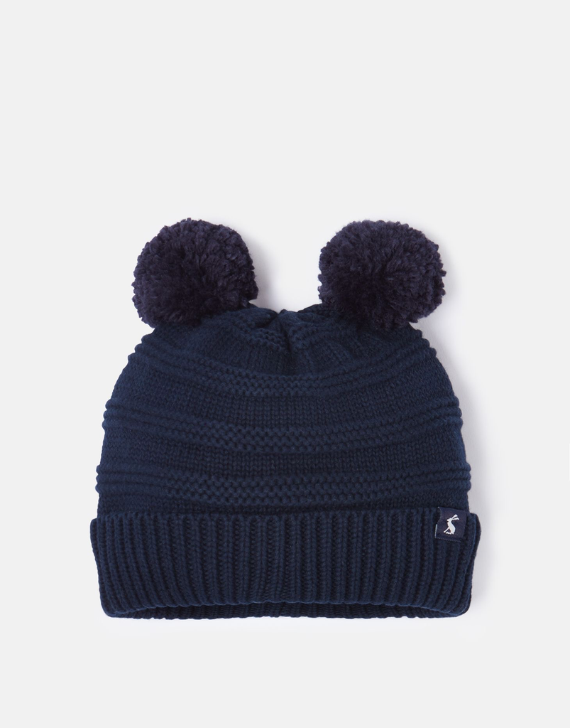 Joules Joules Pom Pom Knit Hat