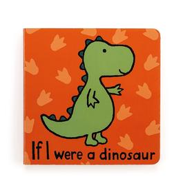 JellyCat JellyCat If I Were A Dinosaur Book