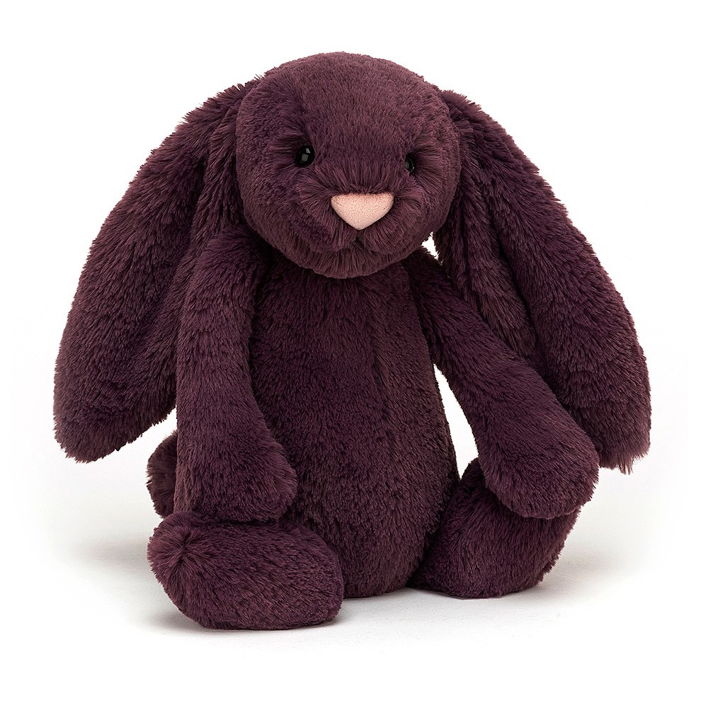 JellyCat JellyCat Bashful Plum Bunny Large