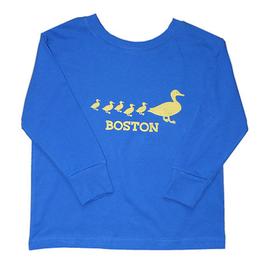 Sidetrack Sidetrack Long Sleeve Boston Duckling T-Shirt - BROO73101