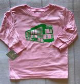 Sidetrack Sidetrack Long Sleeve Green Line T-Shirt