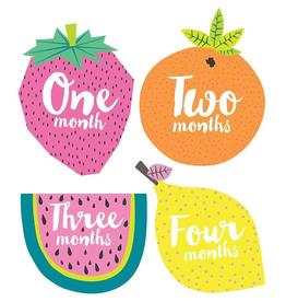 Lucy Darling Little Tutti Frutti Sticker