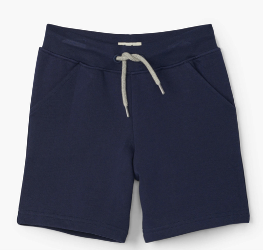 Hatley Hatley Navy Terry Shorts