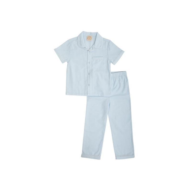 Beaufort Bonnet T.B.B.C Short Sleeve Lock's Little Man Set