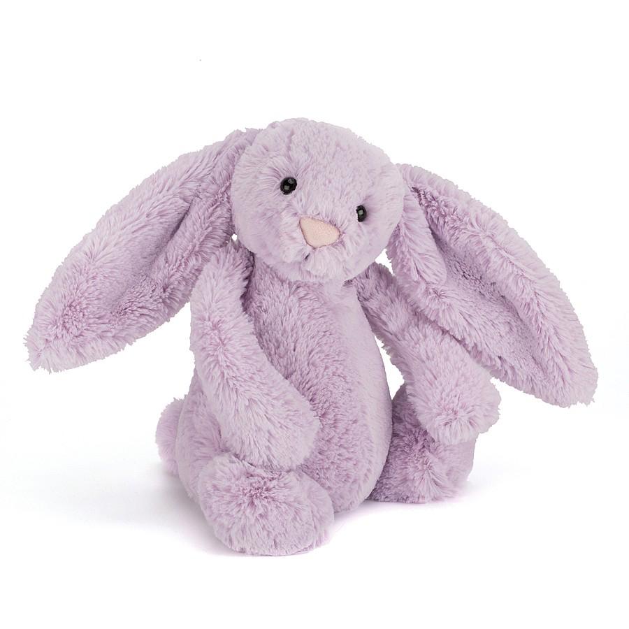 JellyCat JellyCat Bashful Lilac Bunny Medium