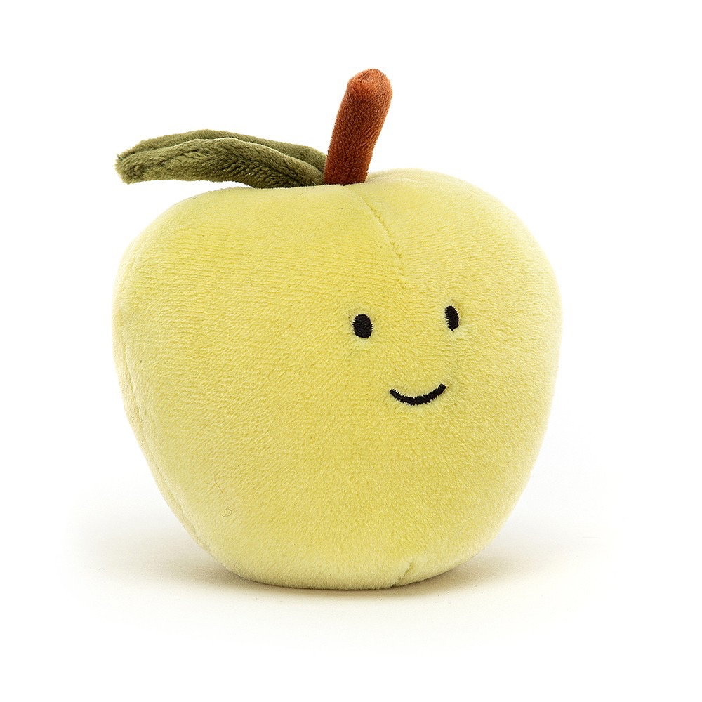 JellyCat Jelly Cat Fabulous Fruit Apple