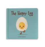 JellyCat Jelly Cat The Happy Egg Book
