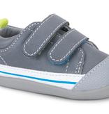 See Kai Run See Kai Run Waylon Grey Leather Infant