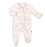 Magnificent Baby Magnificent Baby In Full Bloom Modal Footie