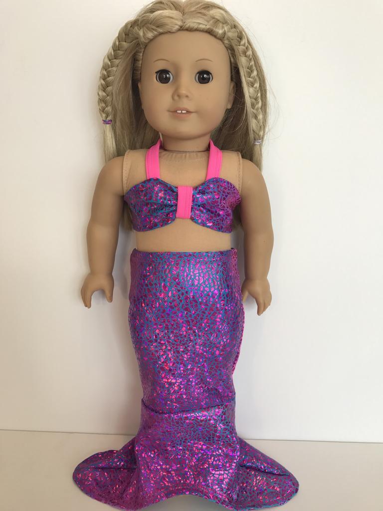 Hampton Mermaid Hampton Mermaid Doll Outfit *more colors*